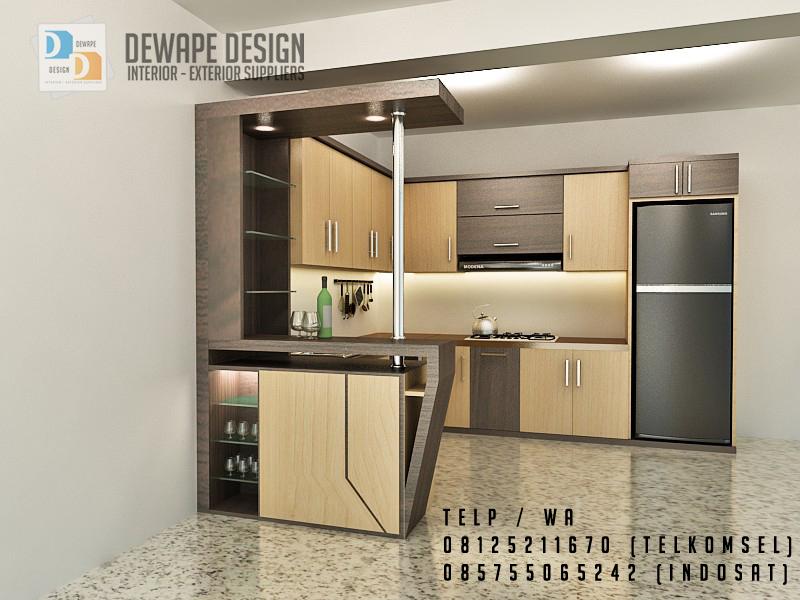 Desain Kitchen Set Malang