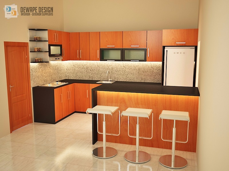 Harga Kitchen Set Per Meter Kota Malang Kitchen Set Di Malang