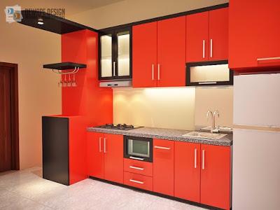Toko kitchen set malang dewape design for Beli kitchen set jadi