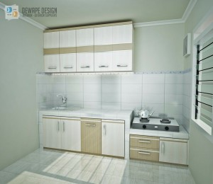 Kitchen set cantik malang