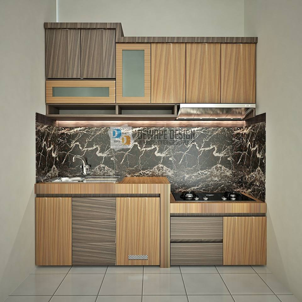 Kitchen Set Interior Di Malang