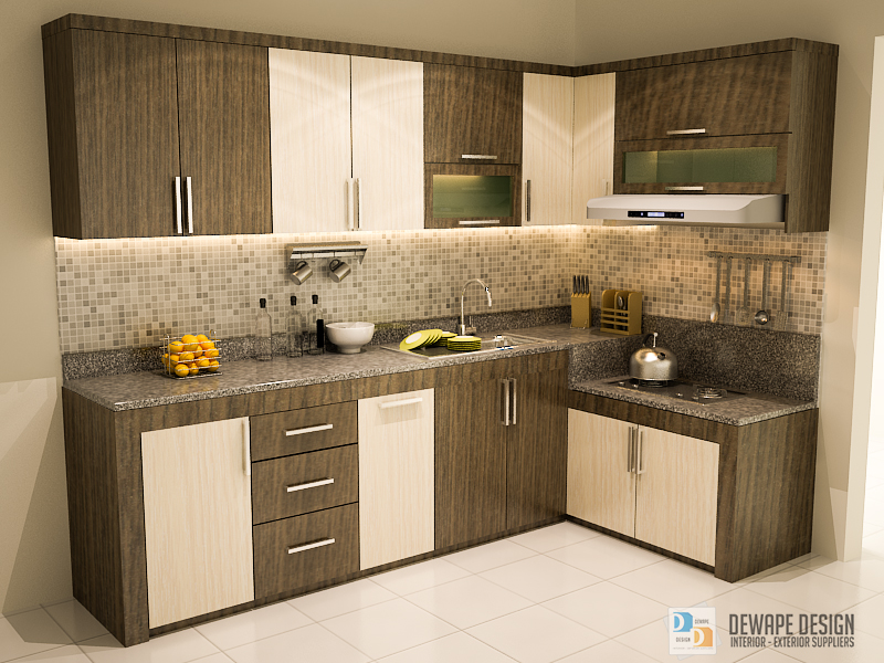 Harga Kitchen Set Area Malang