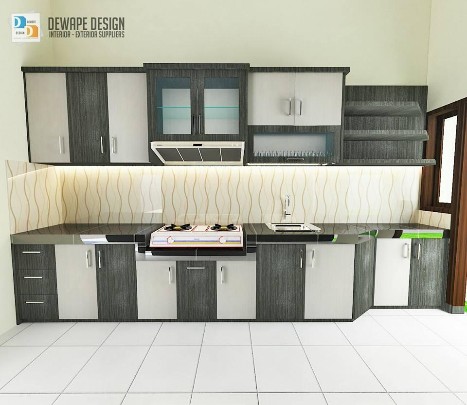 Kitchen set anti rayap malang