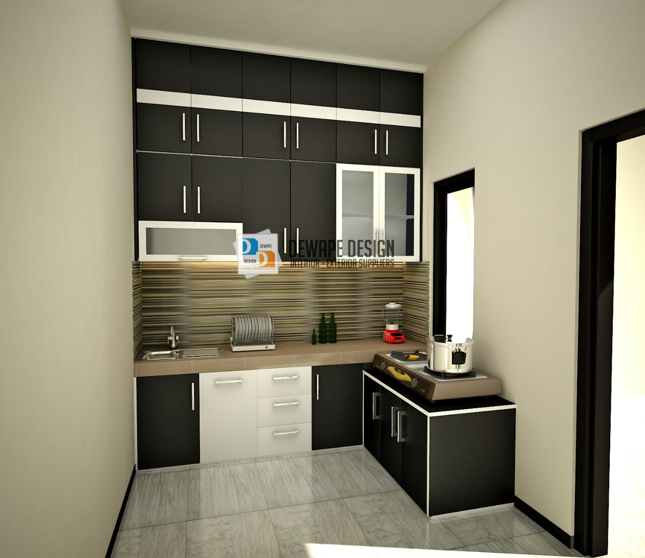 Kitchen set di kota malang archives kitchen set di malang for Kitchen set malang