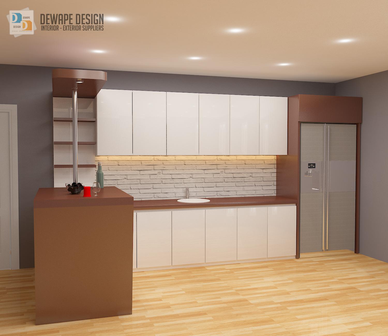 Interior Dapur Di Malang