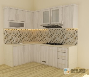 kitchen set malang harga