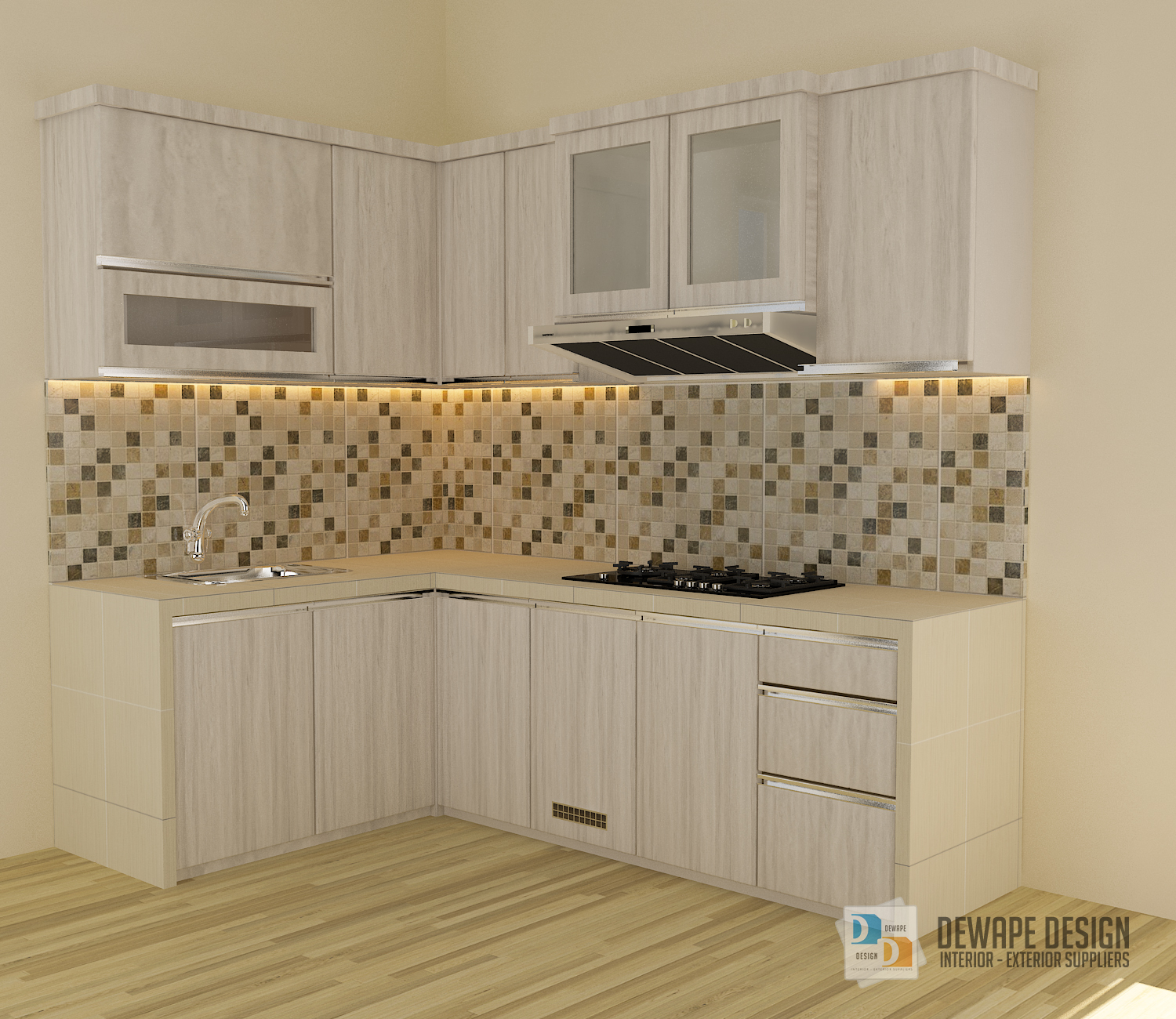 Kitchen Set Dapur Malang