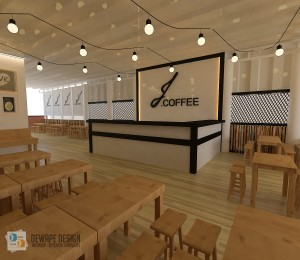 jasa desain interior cafe di malang
