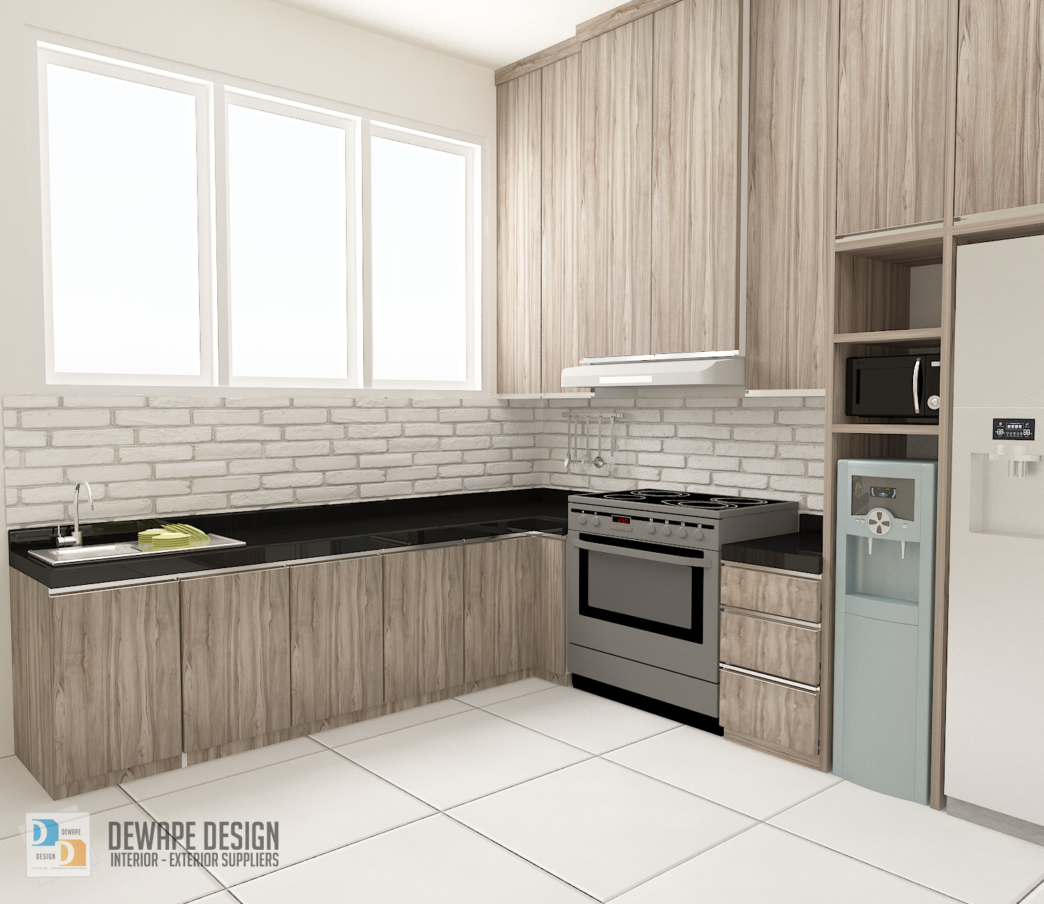 Kitchen Set Design Malang