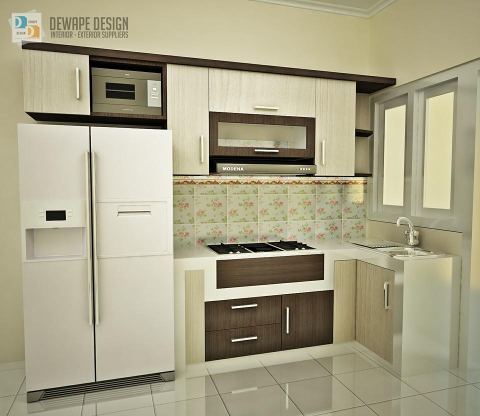 Harga Kitchen Set Minimalis Malang