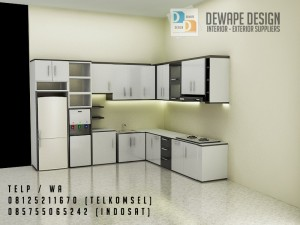 penjual kitchen set malang