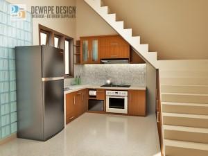 kitchen set minimalis malang