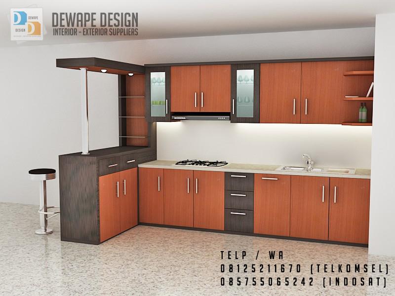Kitchen Set Malang Copy
