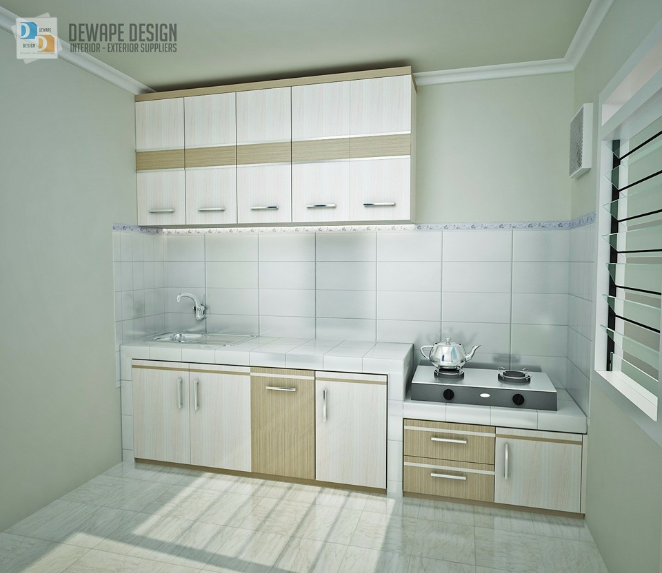 Kitchen Set Cantik Malang