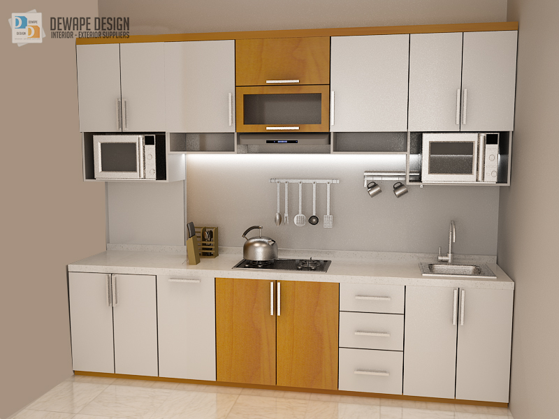 Kitchen Set Minimalis Malang