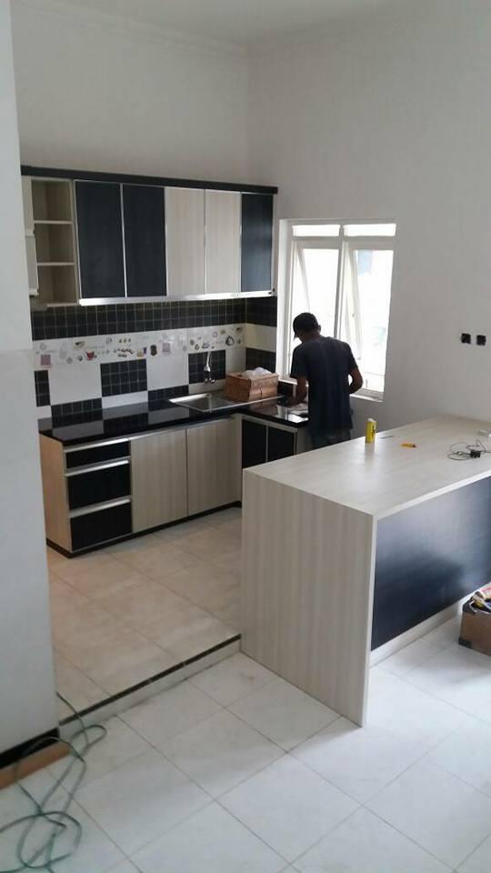 Kitchen Set Modern Minimalis 2016