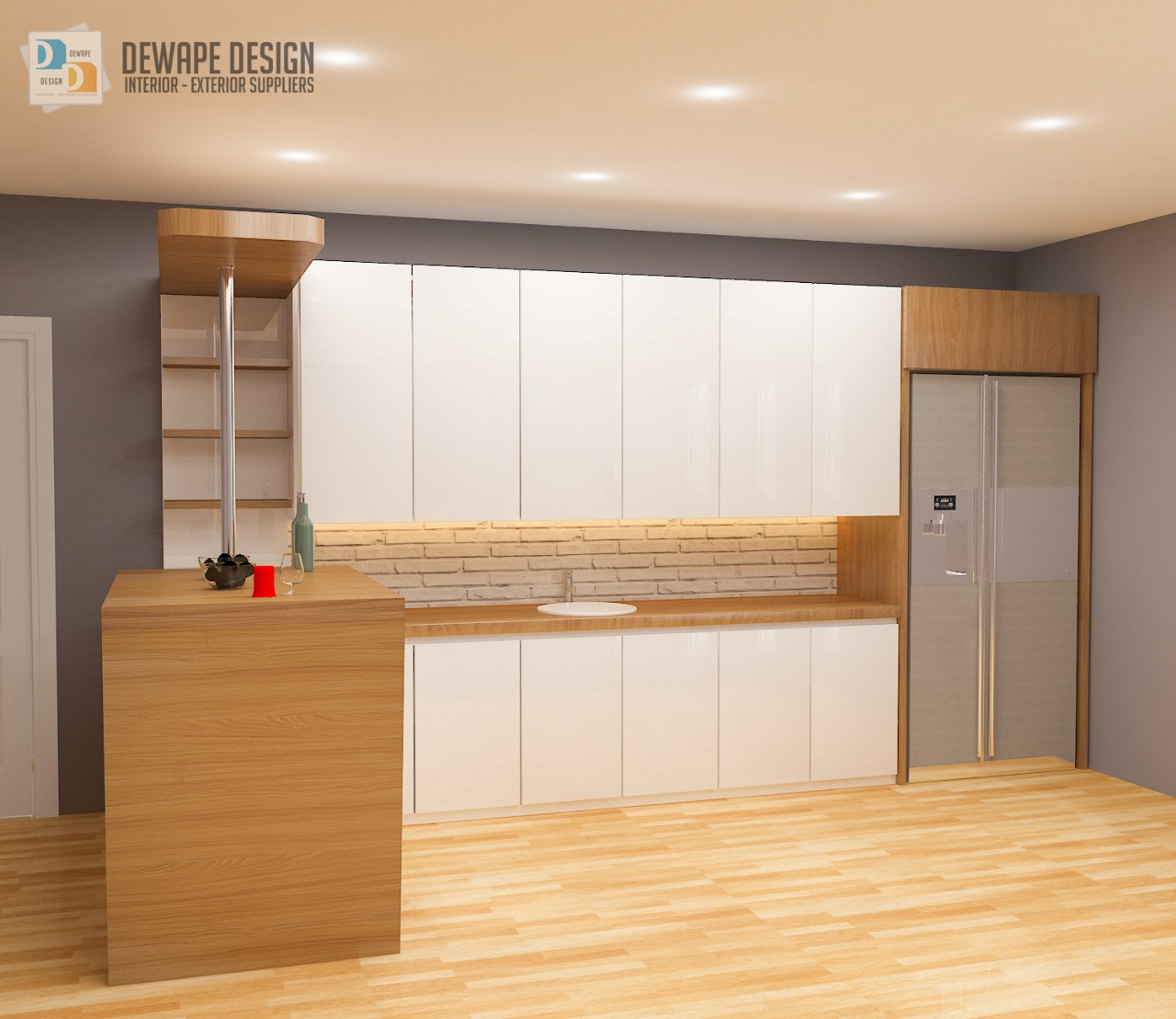 Kitchen Set Malang Murah