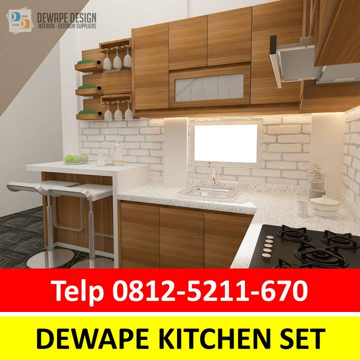 Kitchen Set Mewah Malang, Kitchen set Malang