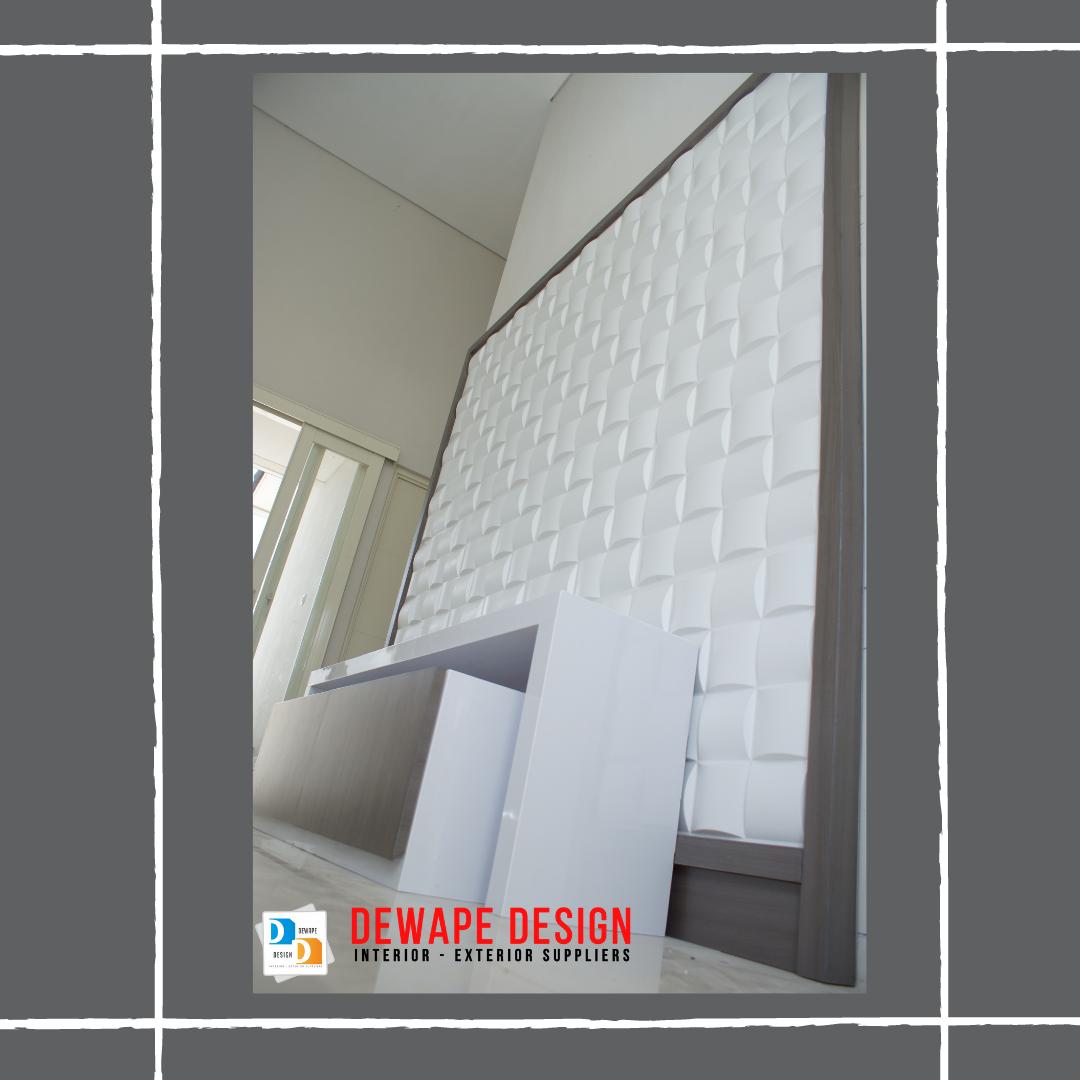 Wall Panel 3D Malang